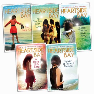 Heartside Bay Pack x 5