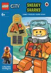 LEGO® CITY™: Sneaky Sharks Activity Book