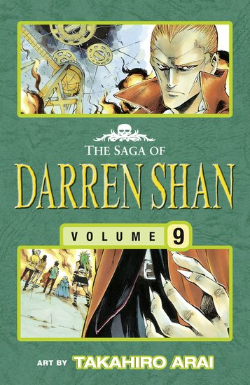 The Saga of Darren Shan Graphic Novel: Volume 9 - Killers of the Dawn