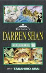 The Saga of Darren Shan Graphic Novel: Volume 10 - The Lake of Souls