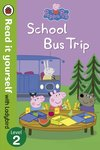 Ladybird Read It Yourself: Peppa Pig - School Bus Trip