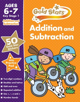 Gold Stars: Addition and Subtraction (Ages 6-7)
