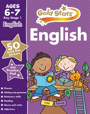 Gold Stars: English (Ages 6-7)