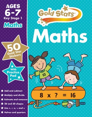 Gold Stars: Maths (Ages 6-7)