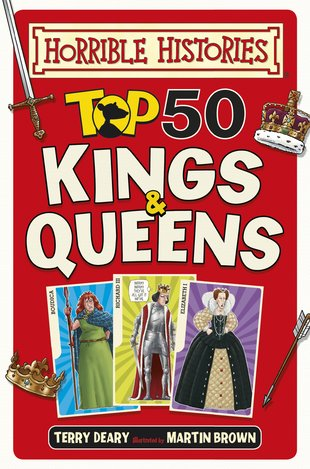 Top 50 Kings and Queens
