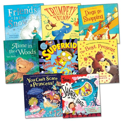 Scholastic Value Picture Book Pack