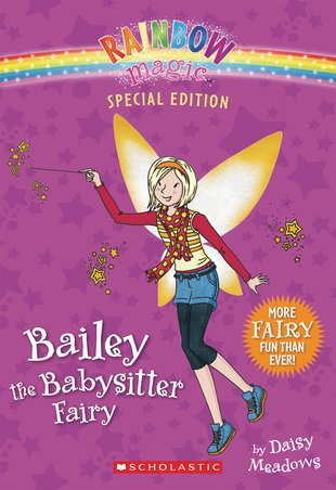 Rainbow Magic: Bailey the Babysitter Fairy