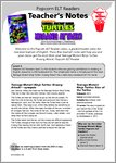 Teenage Mutant Ninja Turtles: Kraang Attack! Resource Sheet & Answers (18 pages)