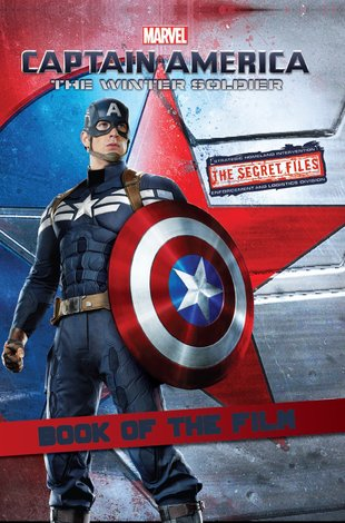 Captain America: The Winter Soldier - Book of the Film