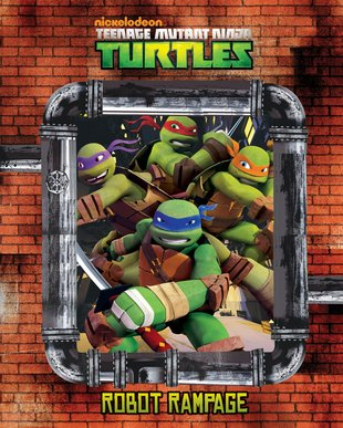 Teenage Mutant Ninja Turtles: Robot Rampage – Magical Story