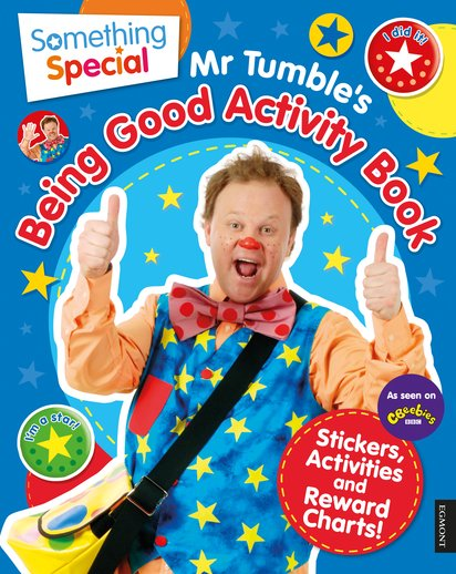 Something Special: Mr Tumble's Being Good Activity Book
