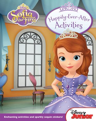 Sofia the First: Happily-Ever-After Activities