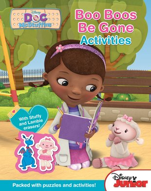 Doc McStuffins: Boo Boos Be Gone Activities