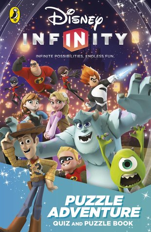 Disney Infinity: Puzzle Adventure Quiz and Puzzle Book