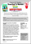 SpongeBob - DoodleBob Resource Sheets and Answers (17 pages)