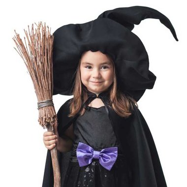 Girl witch