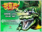 Sea Quest Tetrax wallpaper