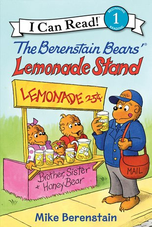 I Can Read! The Berenstain Bears' Lemonade Stand