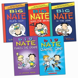 Big Nate Pack