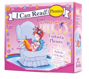 I Can Read! Fancy Nancy's Fantastic Phonics