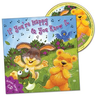 If You're Happy and You Know It: Book and CD
