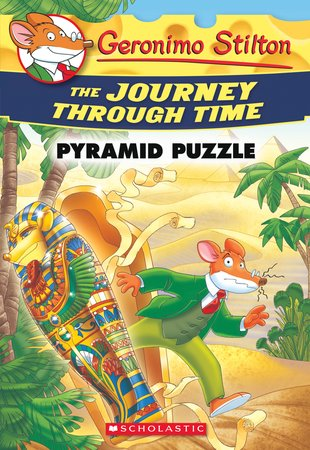 Geronimo Stilton: The Journey Through Time - Pyramid Puzzle