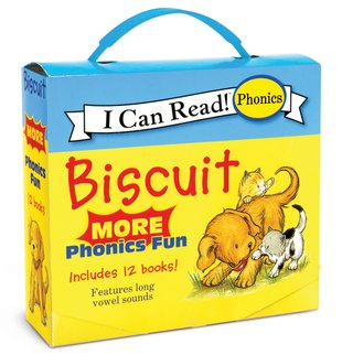 I Can Read! Biscuit: More Phonics Fun
