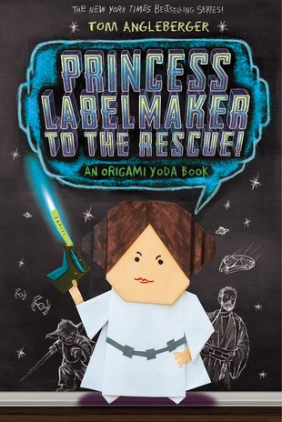 Origami Yoda: Princess Labelmaker to the Rescue