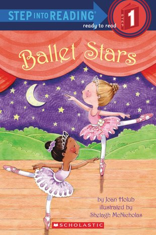 Step into Reading: Ballet Stars