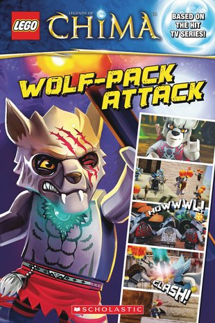 LEGO Legends of Chima: Wolf-Pack Attack