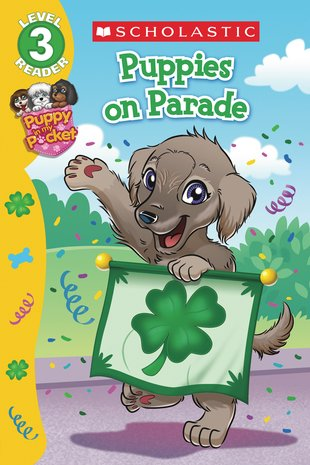 Scholastic Reader: Puppy in My Pocket - Puppies on Parade