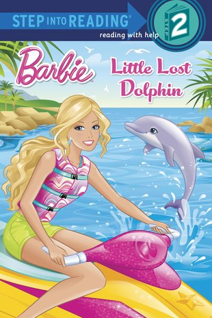 Step into Reading: Barbie - Little Lost Dolphin