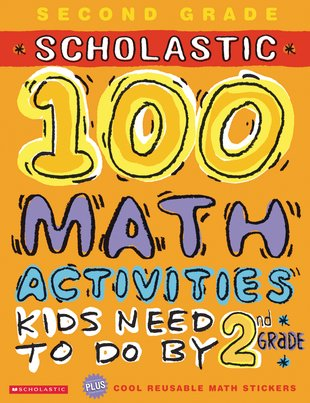 100 Math Activities Kids Need to Do By 2nd Grade
