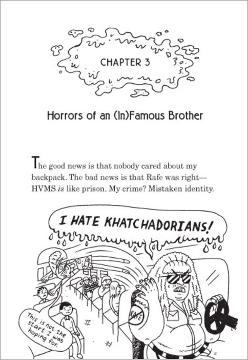 My Brother Is a Big, Fat Liar (Middle School, Book 3)
