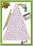 Time Hunters maze