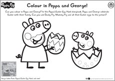Peppaeaster act col 1189255