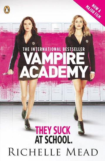 Vampire Academy Scholastic Shop