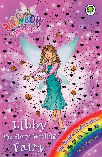 Libby the Story-Writing Fairy