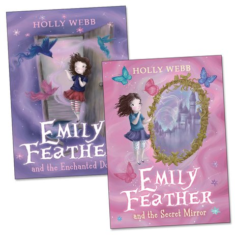 Emily Feather Pair