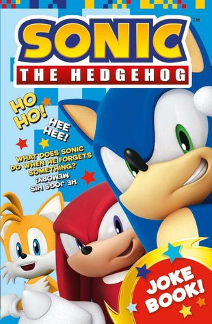 Sonic the Hedgehog Joke Book!