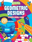 Geometric Designs Sticker Doodle Book