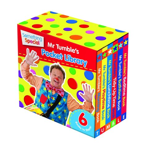Something Special: Mr Tumble's Pocket Library