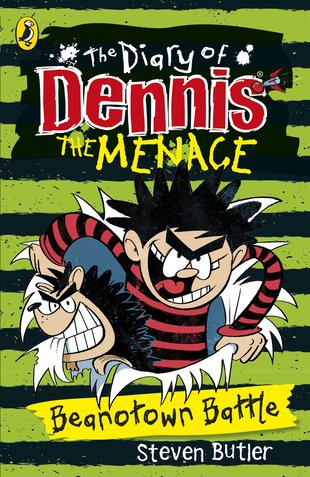 The Diary of Dennis the Menace: Beanotown Battle
