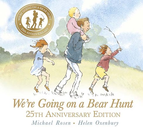 We're Going on a Bear Hunt (Board Book)