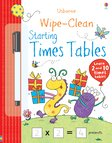 Wipe-Clean: Starting Times Tables