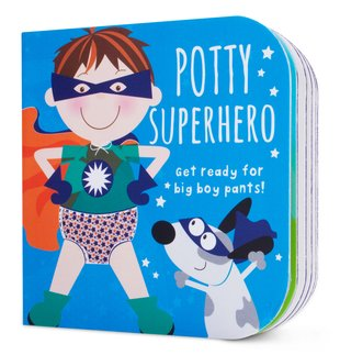 Potty Superhero