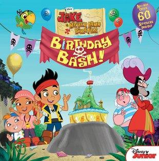 Jake and the Never Land Pirates: Birthday Bash!