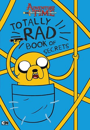 Adventure Time: Totally Rad Book of Secrets