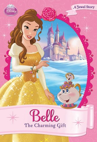 Disney Princess: Belle - The Charming Gift