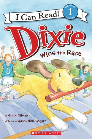I Can Read! Dixie Wins the Race